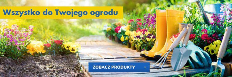 sprzęt do ogrodu warto zainwestować